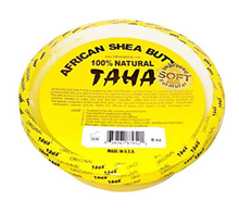 Load image into Gallery viewer, TAHA 100% Natural African Shea Butter 8oz. - Soft