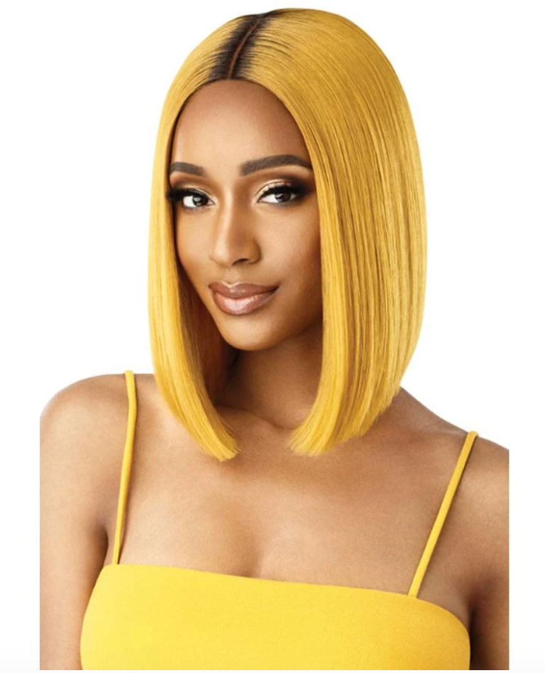 The Daily Synthetic Lace Part Wig - Luna