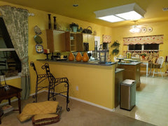 Handyn Services in San Antonio Texas. Before and After photos. Kitchen Remodeling.