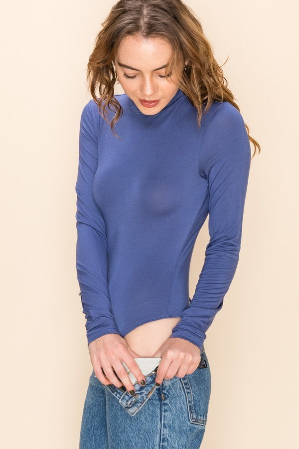 Body Suit Indigo