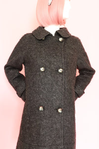 Charcoal Winter Coat