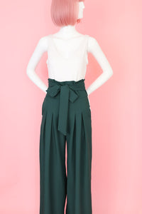 High Waist Palazzo Pant Bottom