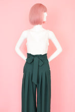 Load image into Gallery viewer, High Waist Palazzo Pant Bottom