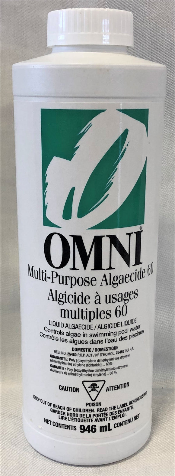 Omni Multi-Purpose Algaecide 60%