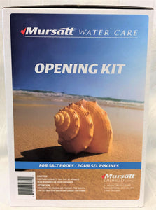 Salt Pool Opening Kit