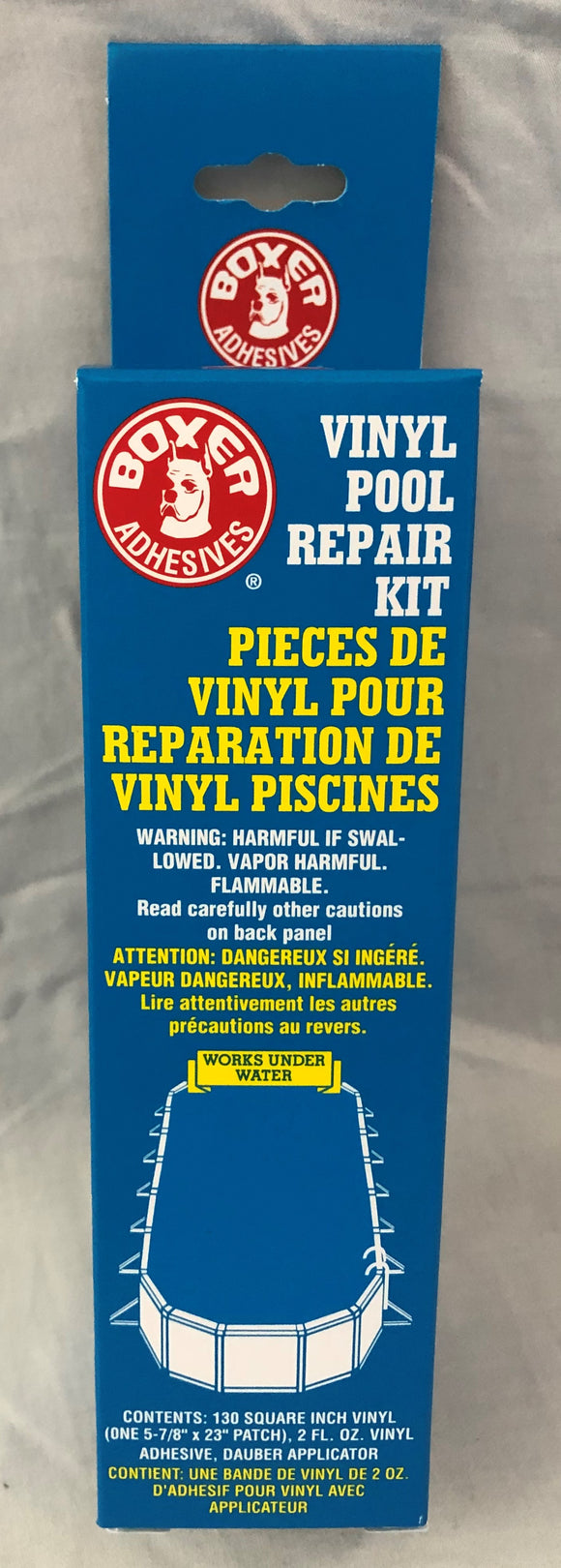 Boxer Vinyl Repair Kit