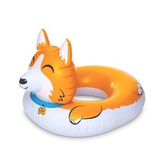 Corgi Pool Float