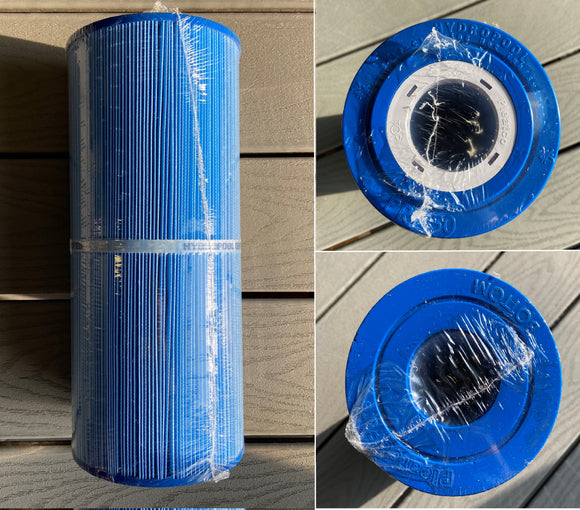 Replacement Cartridge Filter, 50sqft Removable Core