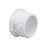 PVC Threaded Plug