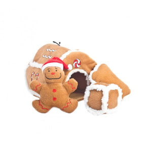 Hide-A-Toy Gingerbread House by Outward Hound