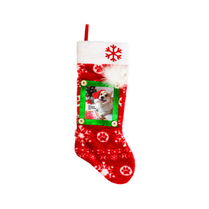 Picture Stocking Red by Outward Hound