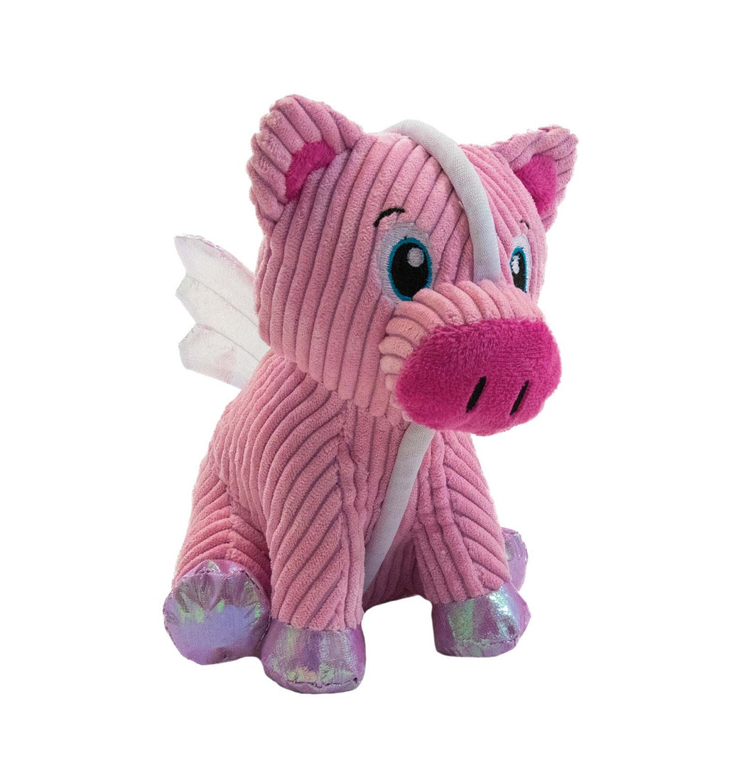Tuffones Flying Pig Pnk Small by Outward Hound