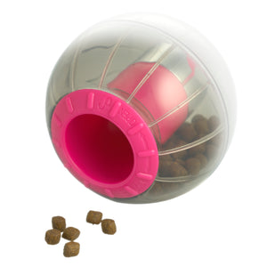 Kruuse Catrine Catmosphere Treat Dispensing Cat Ball Toy