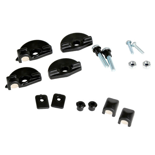 Transcat Dog (Large) Door Latch & Magent Set Replacement Parts Including Screws