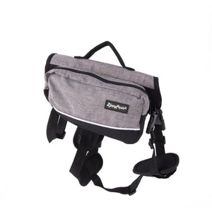 Adventure Graphite Grey Backpack/Carrypack