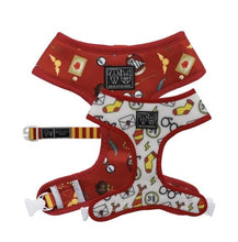 Load image into Gallery viewer, Big & Little Dogs Reversible Harness