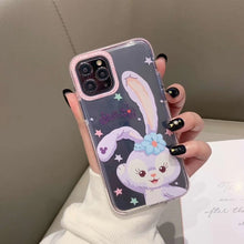 Load image into Gallery viewer, Bunny phone case