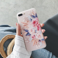 Load image into Gallery viewer, Floral phone cases