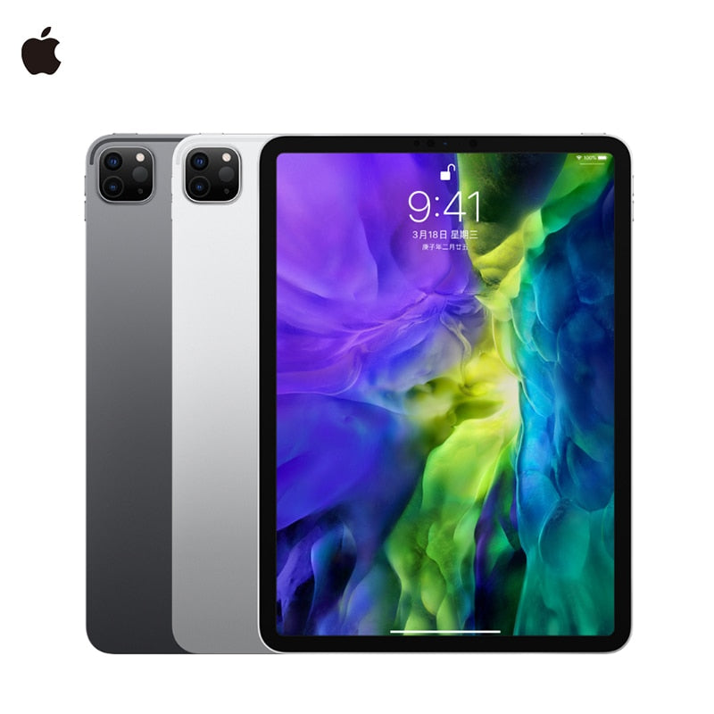 PanTong 2020 Apple iPad Pro 11 inch Display Screen Tablet WiFi 128G Apple Authorized Online Seller