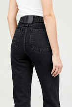 Load image into Gallery viewer, Black Diana Flared Jeans