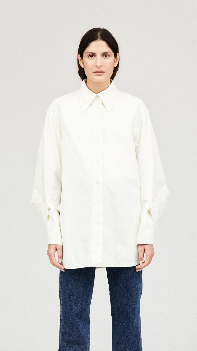 Emanuela Denim Shirt