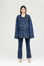 Load image into Gallery viewer, ANABELA DENIM JACKET