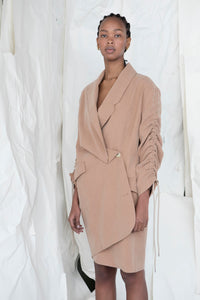 EXECUTIVE BLAZER DRESS