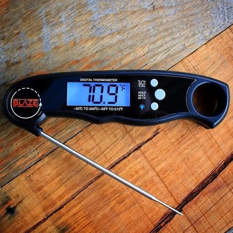 Blaze Thermometer Probe - Low & Slow Barbecue Co.