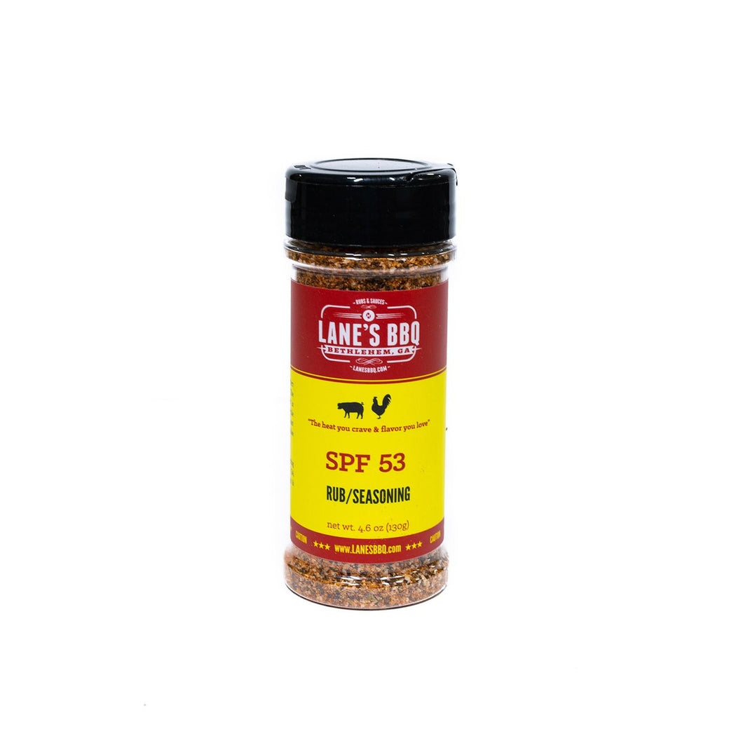 Lanes SPF53 BBQ Rub - Low & Slow Barbecue Co.