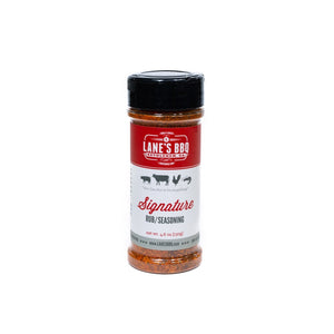 Lanes Signature BBQ Rub - Low & Slow Barbecue Co.