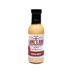Lanes Sorta White BBQ Sauce - Low & Slow Barbecue Co.