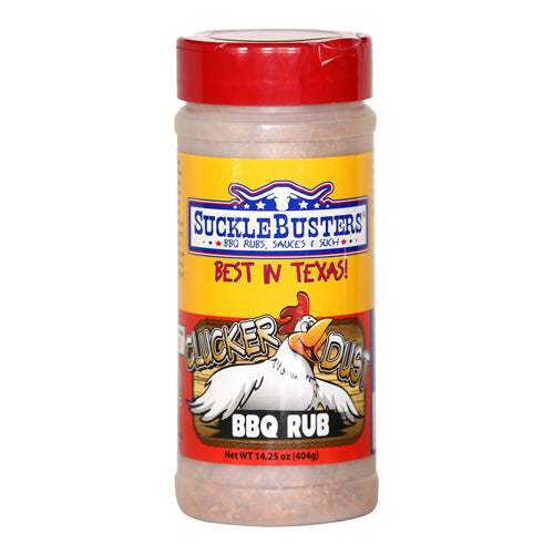 SuckleBusters Clucker Dust BBQ Rub - Low & Slow Barbecue Co.
