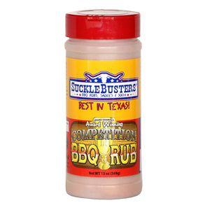 SuckleBusters Competition BBQ Rub - Low & Slow Barbecue Co.