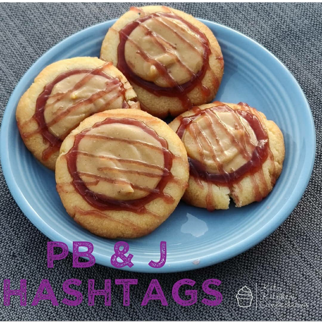 Peanut Butter & Jelly  Hashtags