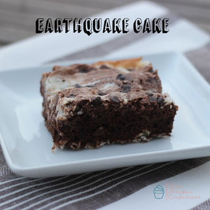 Earthquake Cake