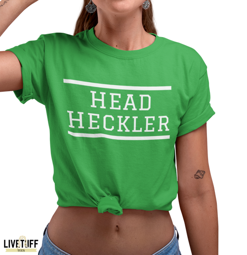 Head Heckler - Live Tuff