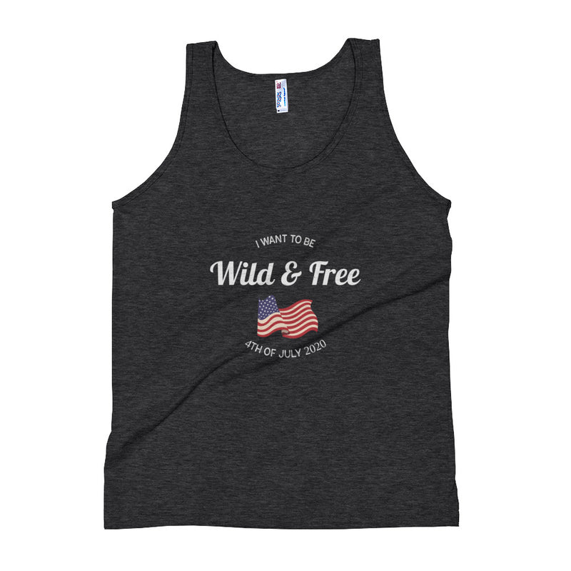 I want to be wild & free - Live Tuff