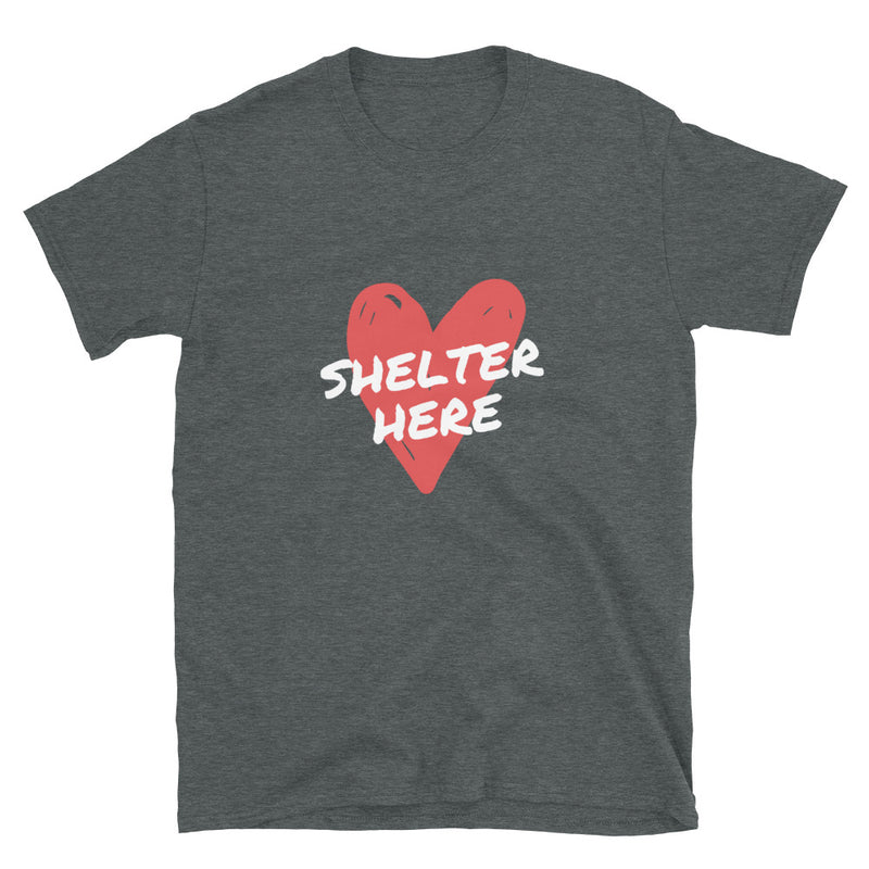 Shelter Here - Live Tuff