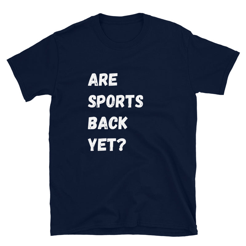 ARE SPORTS BACK YET? - Live Tuff