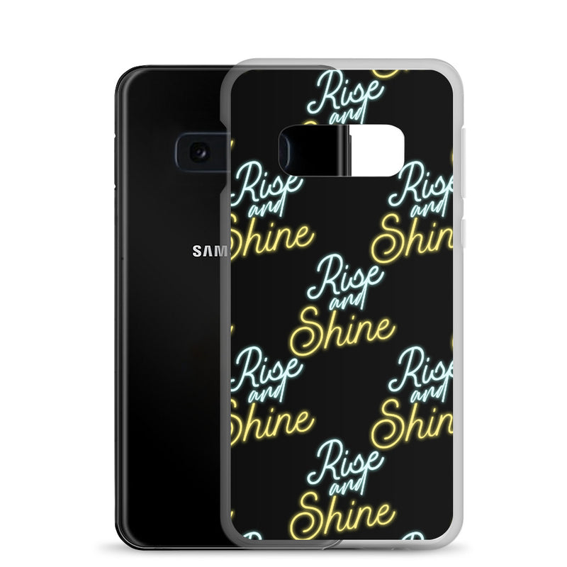 RISE AND SHINE - Samsung Case - Live Tuff