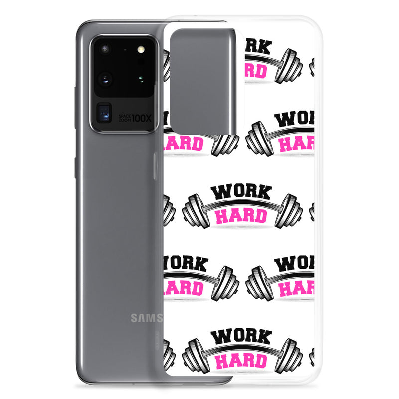 WORK HARD - Samsung Case - Live Tuff