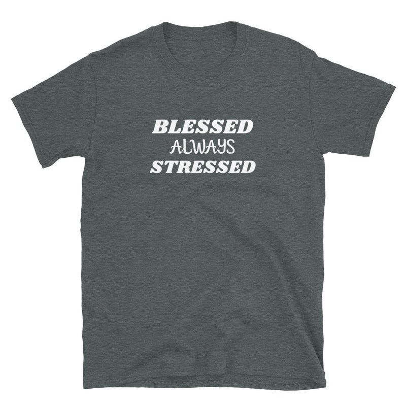 Blessed Always Stressed - Live Tuff