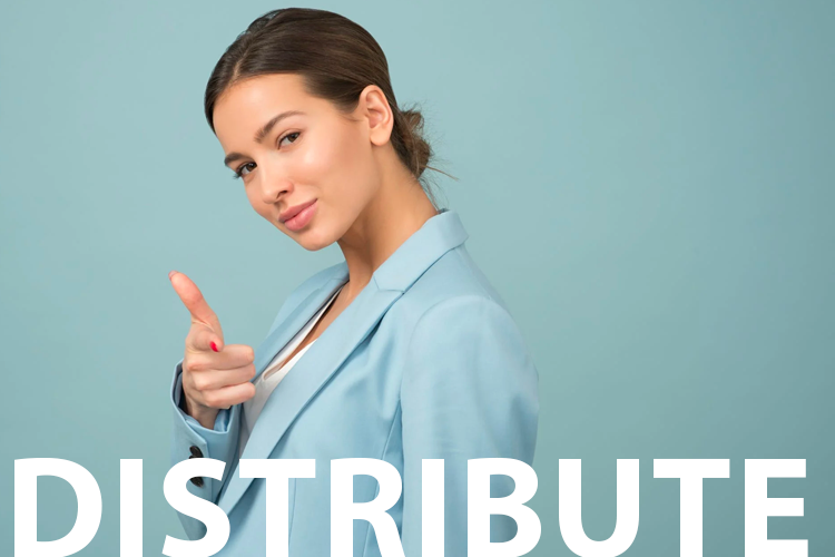 Distribute your content