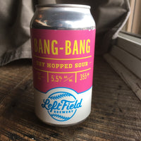 Left Field Brewery Bang Bang Dry Hopped Sour