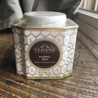 Sloane Tea Loose Leaf Tin (Jasmine Mist)