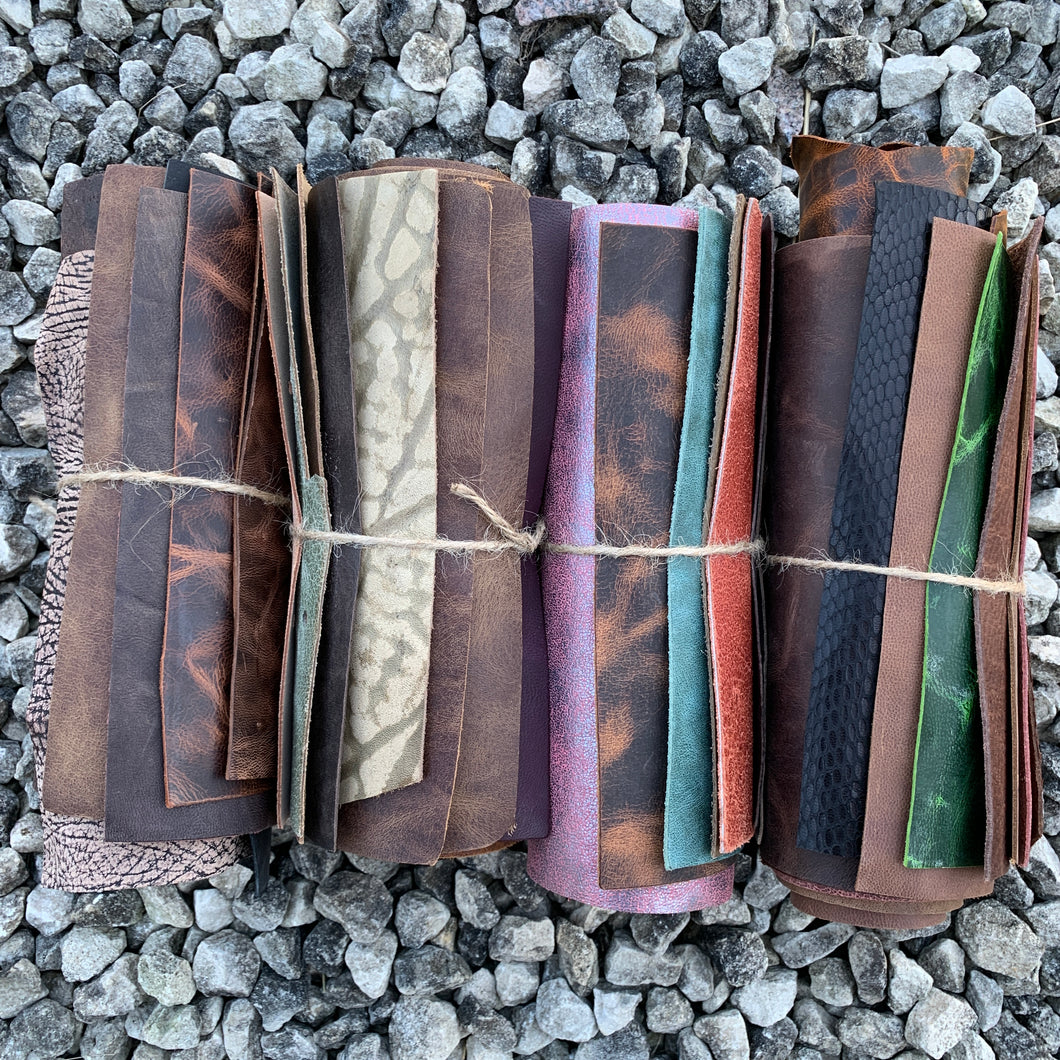 A4 Mystery 'Vintage' Bundle - Mad Dog® and Other Vintage Leathers