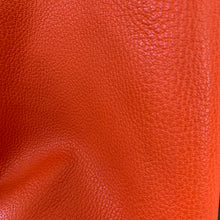 Load image into Gallery viewer, A beautiful shrunken grain goat skin, with a hand tipped finish giving a very subtle tonal contrast. A silky soft, plump, hand feel these skins are perfect for handbags and small leather goods. With great colour and light fastness properties.