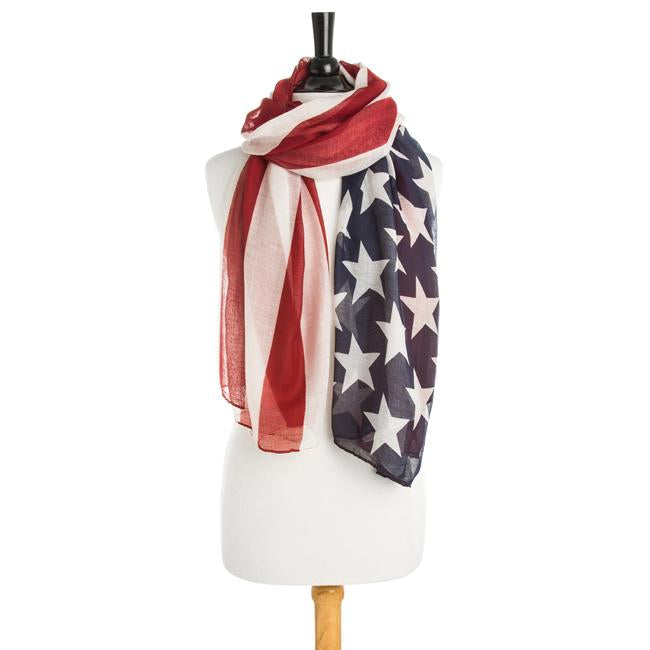 Mary Scarf in Multi-Color