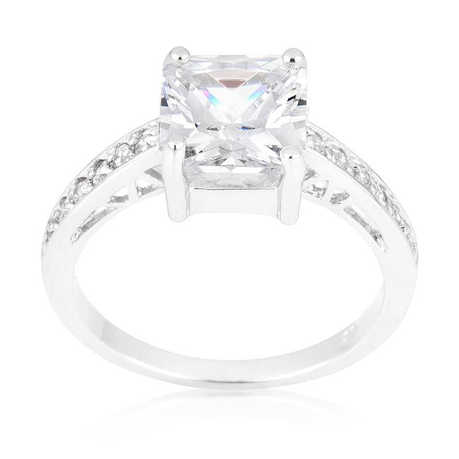 Princess Clear Ring