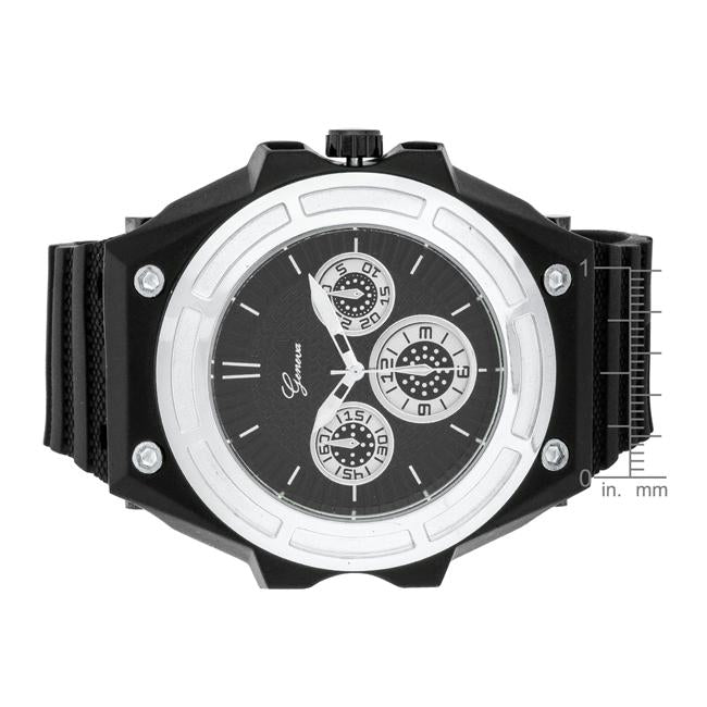 Mens Chronograph Sports Watch